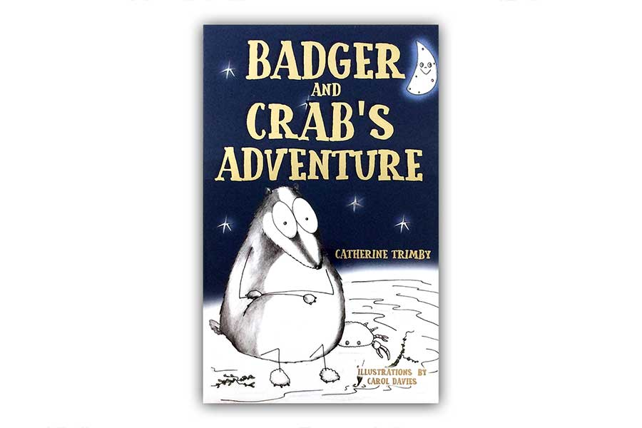Badger and Crab's Adventure